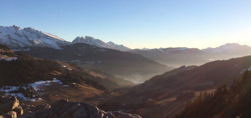 Rando test en Haute Savoie